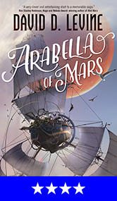Arabella of Mars review