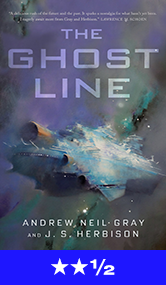 The Ghost Line by Gray & Herbison