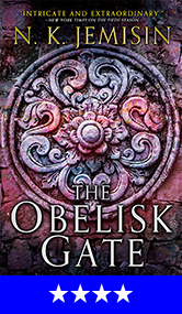 The Obelisk Gate review