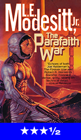 The Parafaith War by L.E. Modesitt, Jr.